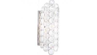 Sieninis šviestuvas Azalea 1x33W G9 46630-1W Globo Lighting