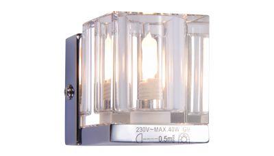 Sieninis šviestuvas Cubs 1x40W G9 56440-1 Globo Lighting