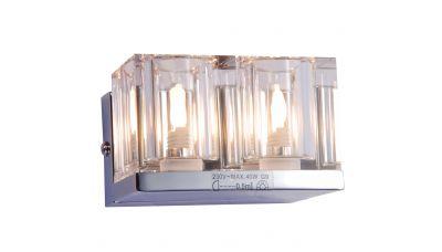 Sieninis šviestuvas Cubs 2x40W 56440-2 Globo Lighting