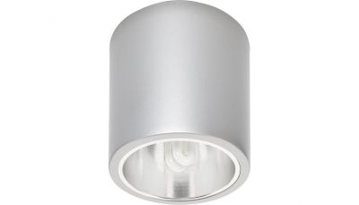 Lubinis šviestuvas Downlight S Silver 1x25 E27 4867 Nowodvorski