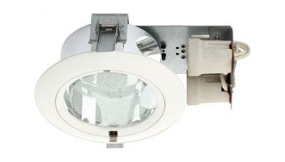 Įmontuojamas šviestuvas Downlight S White 2x25W E27 4854 Nowodvorski