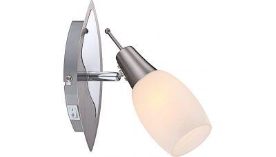 Sieninis šviestuvas Gillian 1x40W E14 54983-1 Globo Lighting