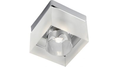 Lubinis šviestuvas Searchlight Cool Ice 1x33W G9 8050S-1CC Searchlight Electric