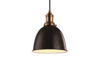 Pakabinamas šviestuvas GS-9786-1S Juodas 1363 G.LUX