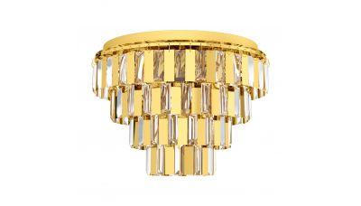 Lubinis šviestuvas Erseka Ceiling Gold 99096 Eglo