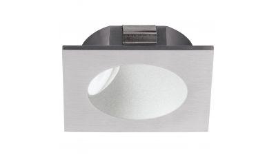 Įmontuojamas šviestuvas Zarate Silver LED 96902 Eglo