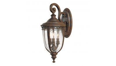 Sieninis šviestuvas English Bride FE-EB2-M-BRB Elstead Lighting