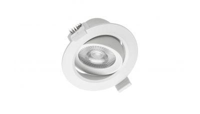 Įmontuojamas šviestuvas Volare apvalios formos 10W 4000K LD-VLROK1038-NB GTV Lighting