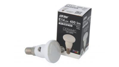 E14 LED lemputė 5W 400lm R39 šiltai balta 245244 LED Line