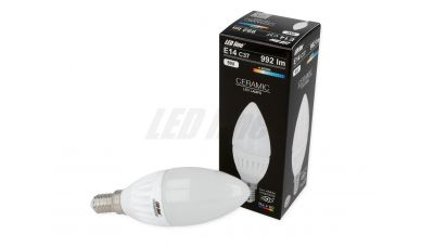 E14 LED lemputė 9W 992lm žvakės formos neutraliai balta 248627 LED Line