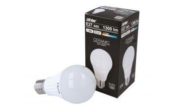 E27 LED lemputė 13W A65 šiltai balta 241734 LED Line