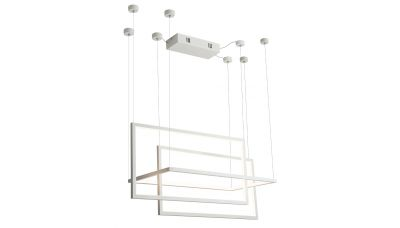 Pakabinamas šviestuvas Geometric New Pendant LED White Dimeriuojama P0302D Maxlight