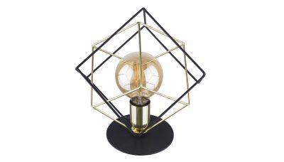 Stalinis šviestuvas Alambre Table I Black-Gold 5450 TK Lighting