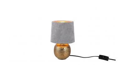 Stalinis šviestuvas Sophia Table E14 Grey R50821011 TRIO Lighting