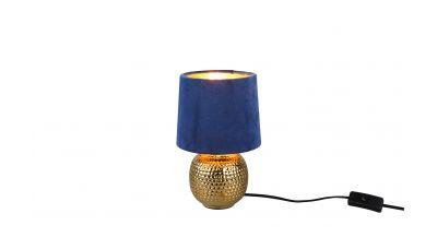 Stalinis šviestuvas Sophia Table E14 Blue R50821012 TRIO Lighting