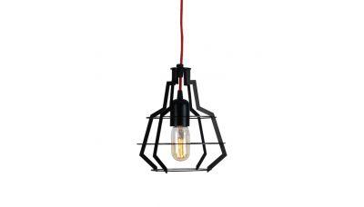 Pakabinamas šviestuvas Pendant Light 1530 1 Black 1530 Zambelis Lights