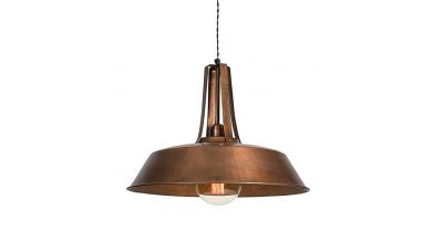 Pakabinamas šviestuvas Pendant Light 1641 1 Copper 1641 Zambelis Lights