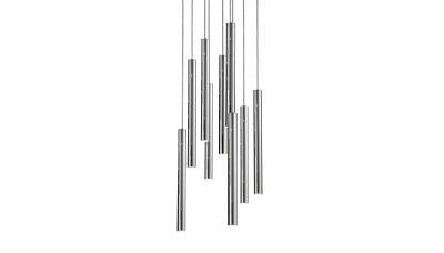 Pakabinamas šviestuvas Loya 9 Chrome P0461-09C-B5F4 Zuma Line